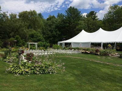 Mile Away Restaurant and Tented Venue