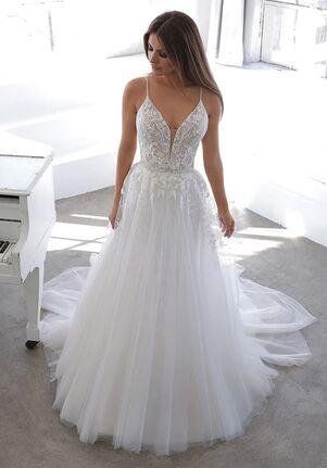 Blue by Enzoani NORRIS Mermaid Wedding Dress