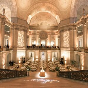 San Francisco City Hall Reception