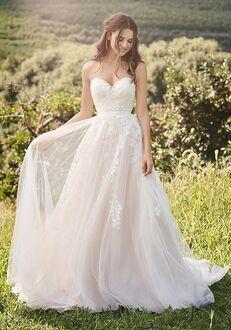 Lillian West 66140 A-Line Wedding Dress