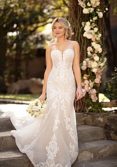 Essense of Australia D2819 Wedding Dress