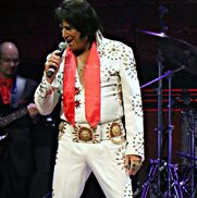 Long Beach, CA Elvis Impersonator | Elvis John -John Gilpin