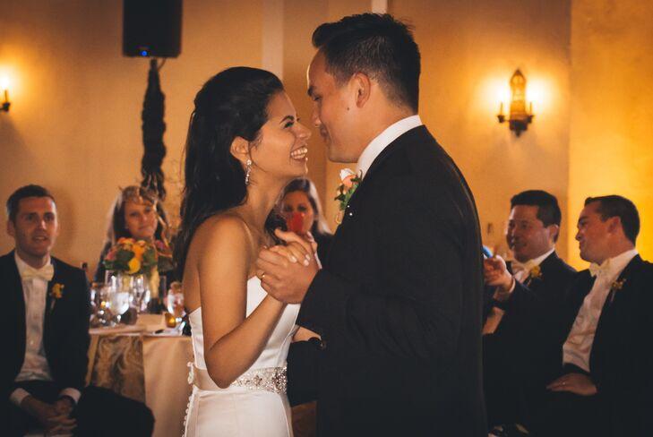 Jess and Steven, First Dance