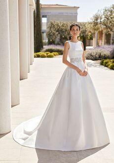 Rosa Clará Couture SANDRA Ball Gown Wedding Dress