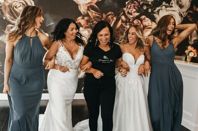 Dressed In Love Bridal Suite