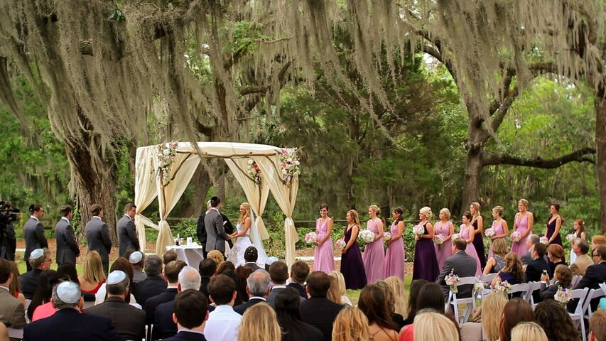 Wedding reception venues in charleston sc the knot junglespirit Image collections