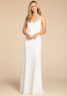 Hayley Paige Occasions 5901 V-Neck Bridesmaid Dress