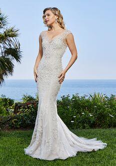 Casablanca Bridal 2410 Myra Sheath Wedding Dress