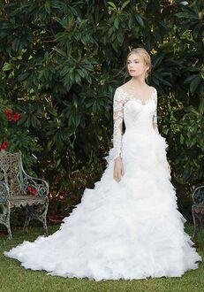 Casablanca Bridal Style 2279 Fuchsia A-Line Wedding Dress