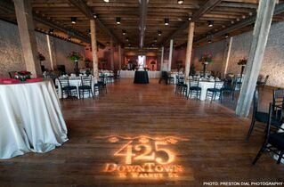 Wedding venues in springfield mo the knot 425 downtown events catering junglespirit Images