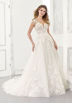Morilee by Madeline Gardner Agatha A-Line Wedding Dress