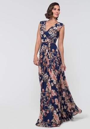 Kleinfeld Bridesmaid KL-200084 V-Neck Bridesmaid Dress