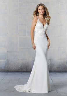 Morilee by Madeline Gardner/Voyage Shea 6925 Sheath Wedding Dress
