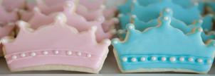 Pink & Blue Princess Party