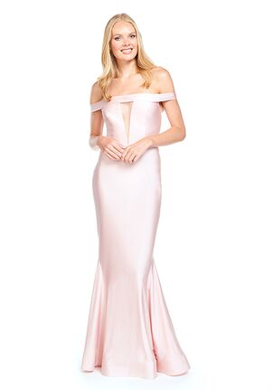 Bari Jay Bridesmaids 2002 Strapless Bridesmaid Dress