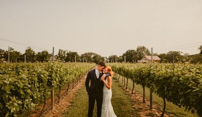 44bb597cea72 Willow Creek Farm & Winery | Reception Venues - West Cape May, NJ