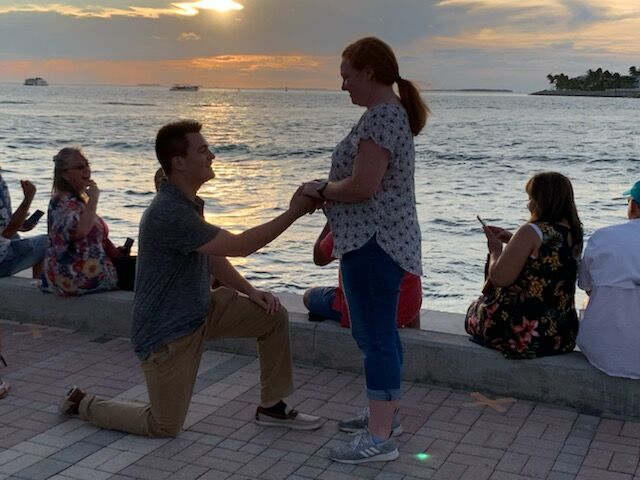 Image 1 of Melinda and Nicholas