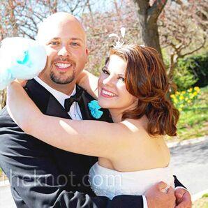 Carrie & Jon in Glen Echo, MD