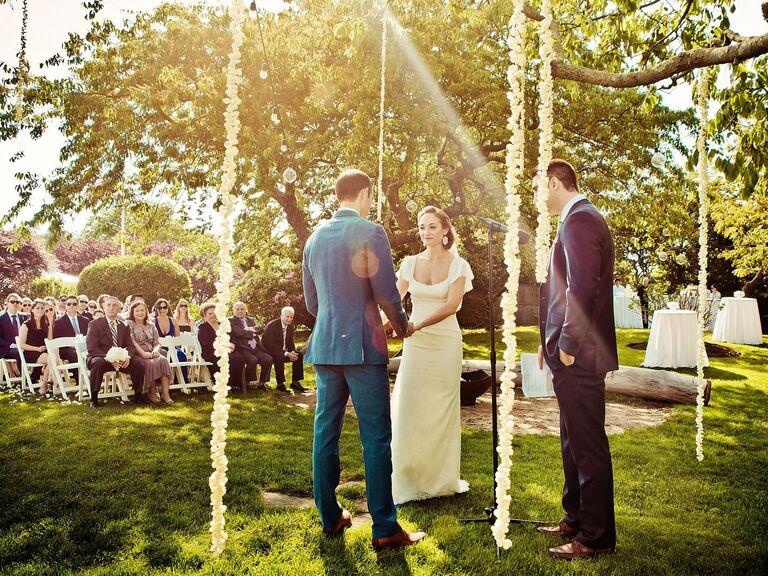Hamptons wedding venue in Montauk, New York.