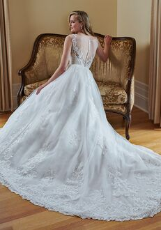 Mary's Bridal MB4049 A-Line Wedding Dress