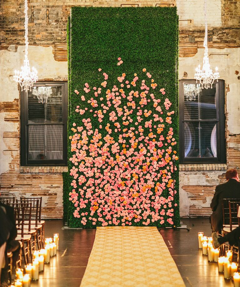 Wedding Flower Decoration Photos: 18 Unexpected Wedding Flower Ideas
