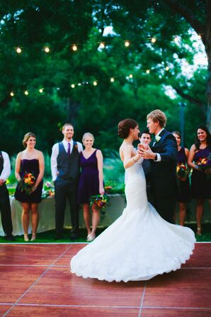 Martina Liana Trumpet-Style Wedding Dress
