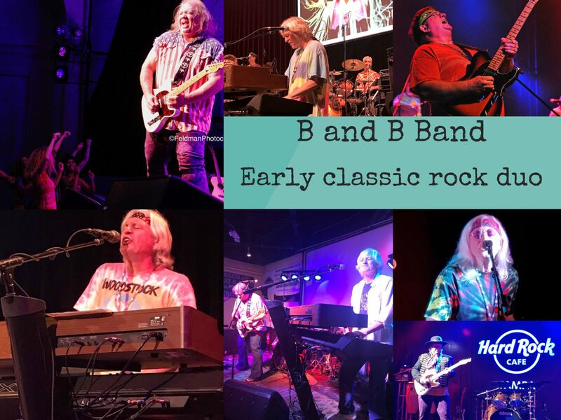 B and B Band - Classic Rock Band - Odessa, FL