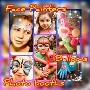 Los Angeles, CA Face Painting | Face Painters Los Angeles