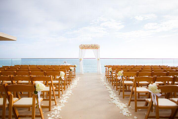 Surf sand resort laguna beach ca for Laguna beach wedding venues