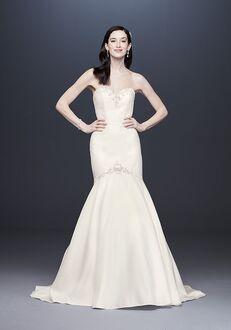 David's Bridal David's Bridal Style WG3962 Mermaid Wedding Dress