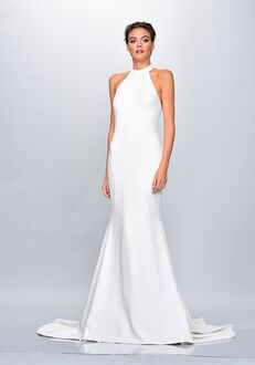 THEIA 890608 Mermaid Wedding Dress