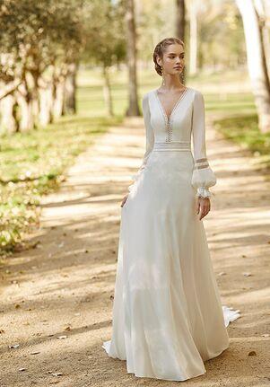 Aire Barcelona KAIET Sheath Wedding Dress