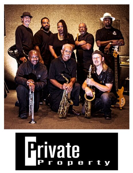 Private Property Band - Soul Band - Costa Mesa, CA