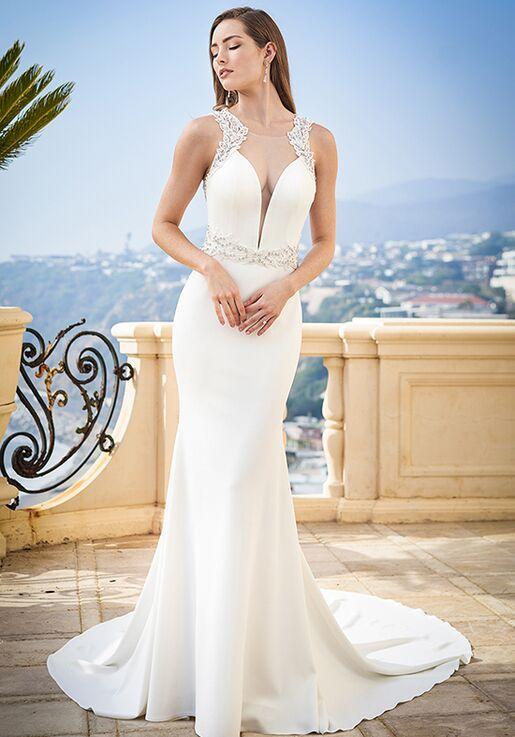 Jasmine Couture T222052 Mermaid Wedding Dress