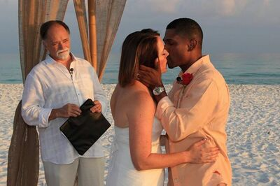 Reverend Don Goodrum-Wedding as You Wish
