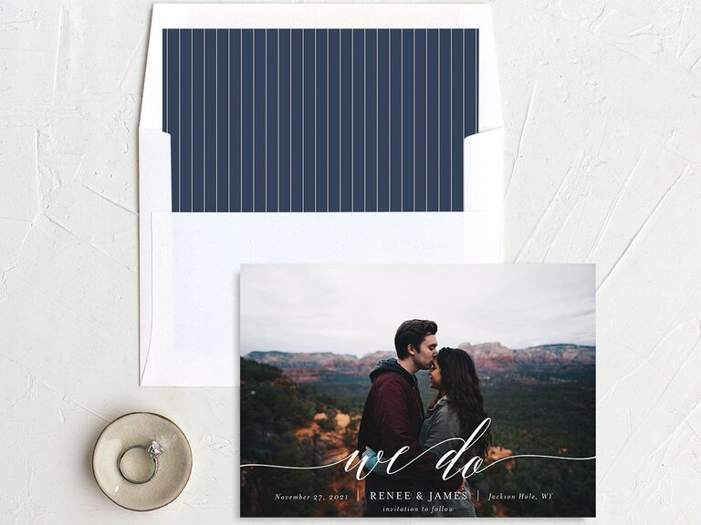 Save-the-Date Etiquette