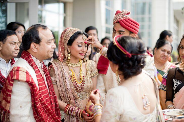 Traditional Bindi Application