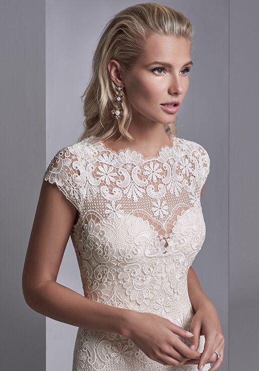 99b318a2b93d Sottero and Midgley Zayn Rose Wedding Dress | The Knot