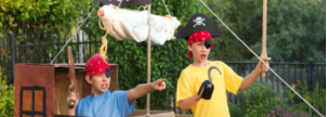 Pirate Adventure Theme Party
