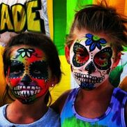 Fort Smith, AR Face Painting | Far Out Faces by RaeMae Designs