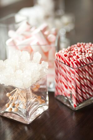 Winter Reception Candy