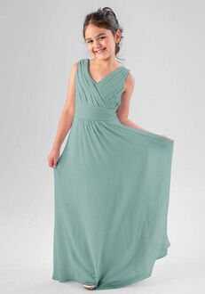 Kennedy Blue Lonnie V-Neck Bridesmaid Dress