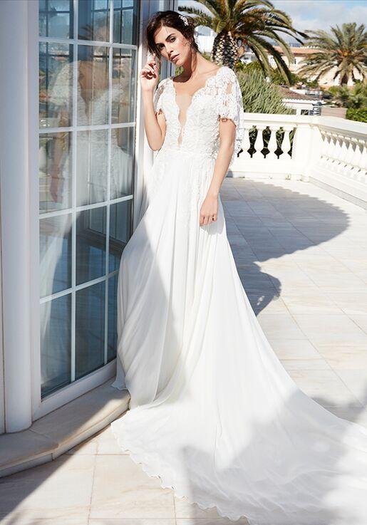 3a0d3c58f44e Alessandra Rinaudo Collection LOIRA AR 2018 A-Line Wedding Dress