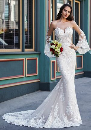 KITTYCHEN NADINA, H1860 Sheath Wedding Dress