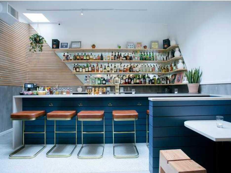 Bar at Hidden Pearl