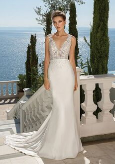Justin Alexander 88097 Wedding Dress