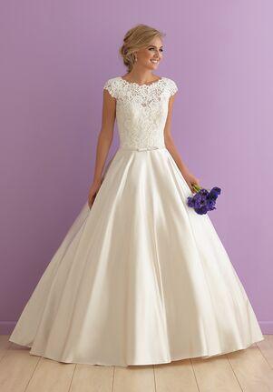 eb1651507bd3 Allure Romance Wedding Dresses   The Knot