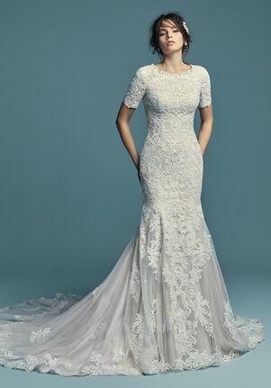 Maggie Sottero Della Marie Wedding Dress