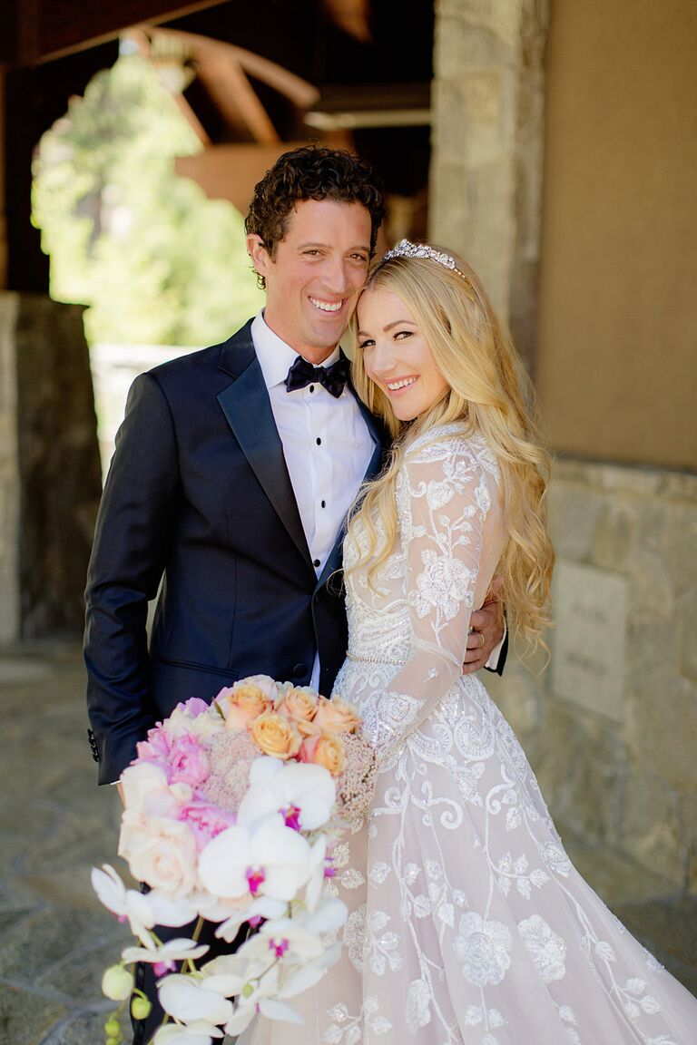Designer Hayley Paige Had the Most Magical Wedding Weekend!