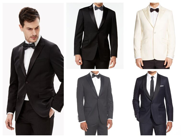 Men S Formal Wedding Guest Attire